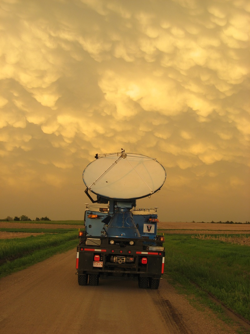 Center for Severe Weather Research: The DOW Network